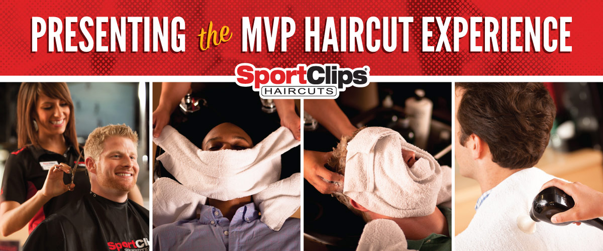 The Sport Clips Haircuts of Yuma MVP Haircut Experience