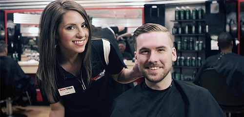 Sport Clips Haircuts of Yuma​ stylist hair cut